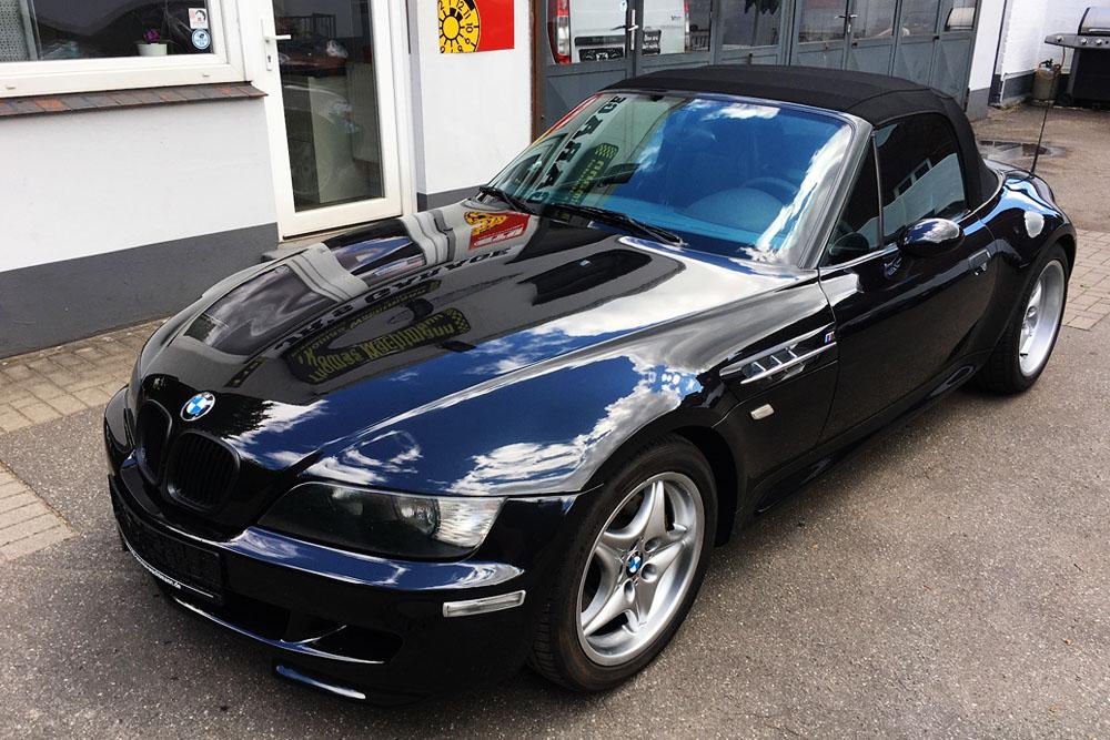 BMW Z3 M-Roadster